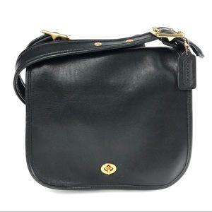 Vintage Coach Stewardess Bag No. 9525